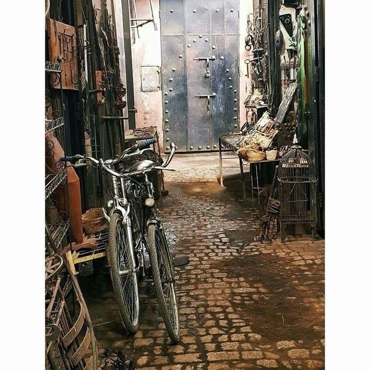 marrakech, souk - esenkhan | ello