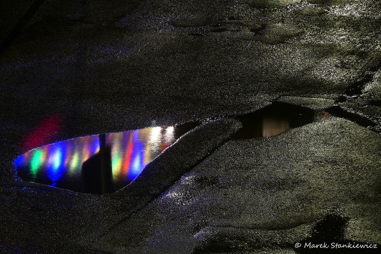 Night lights - greenshadow23 | ello