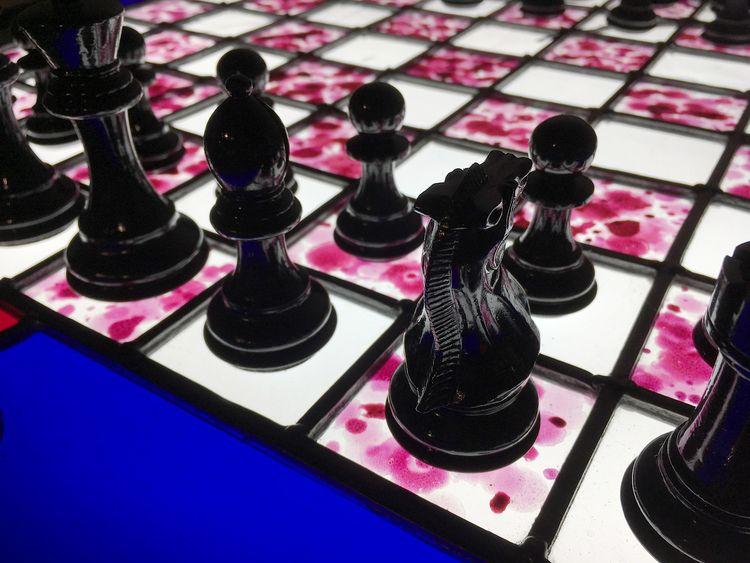 1513. fine exhibits chess museu - moosedixon | ello