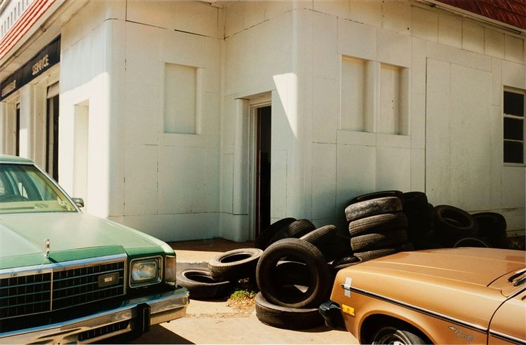 William Eggleston - helka | ello