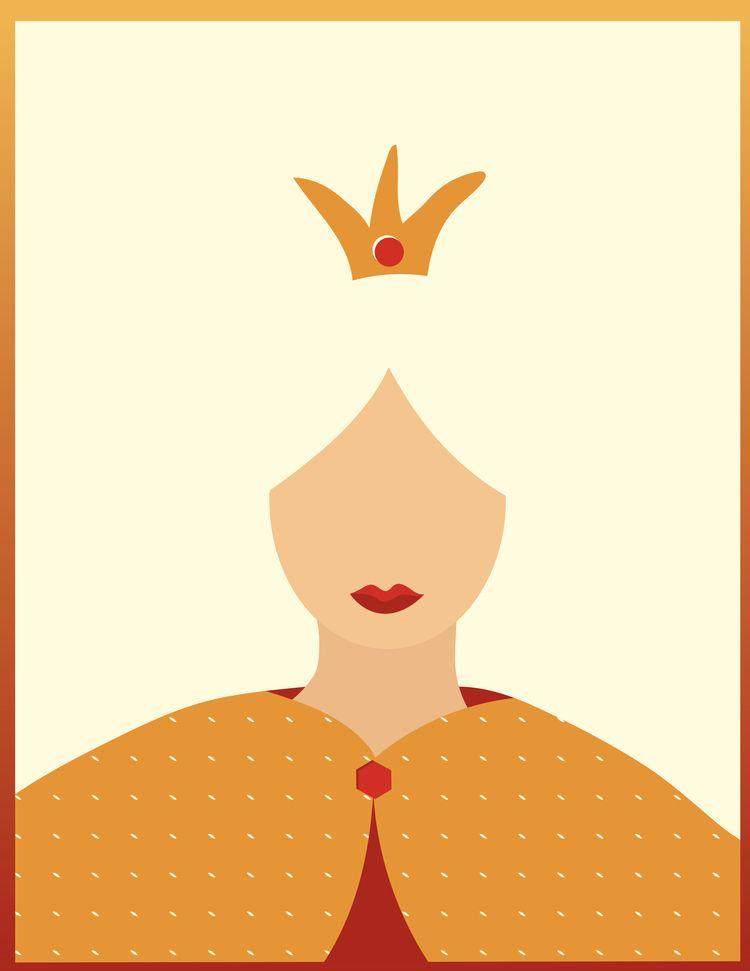 queens; Melchora, Gaspara Balta - 952design | ello