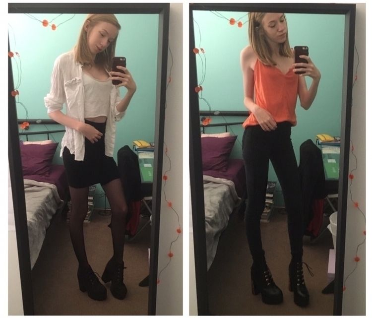 date dress cute:ribbon::fire - boots - babygirl_zeth | ello