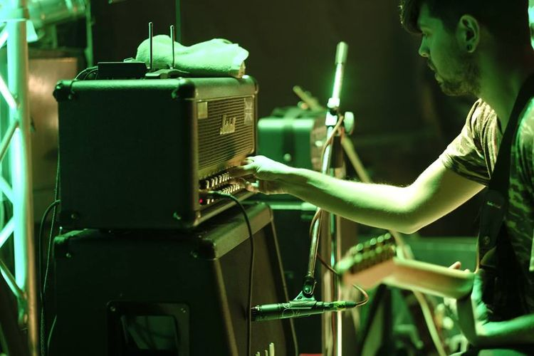 Live Stories - band, music, metal - fotisvontzos | ello