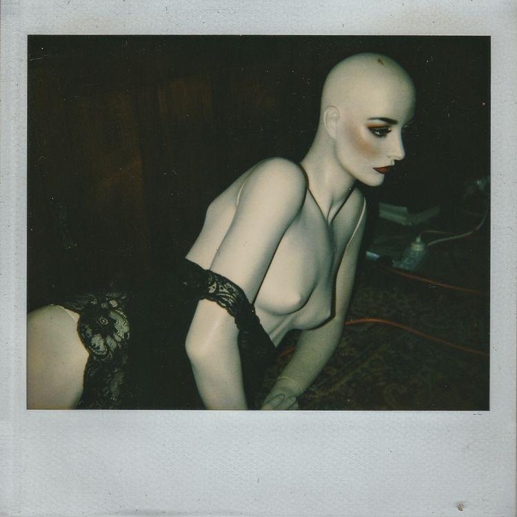 Mannequin II [Polaroids 1990s - film - s2art | ello