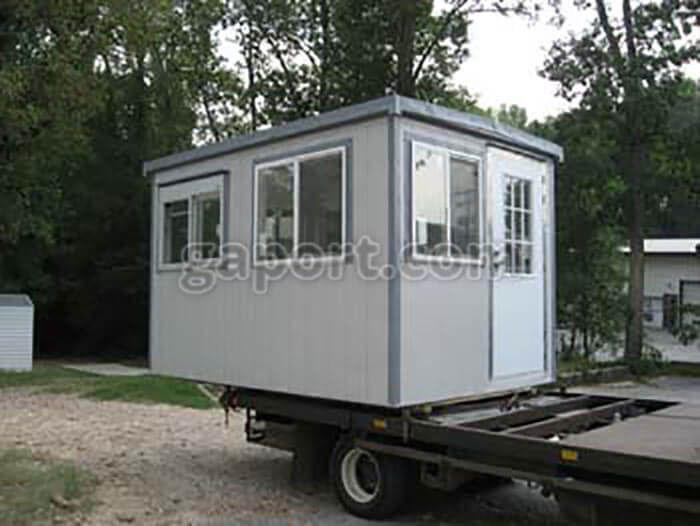 Georgia Portable Buildings Foun - guardhouses   ello