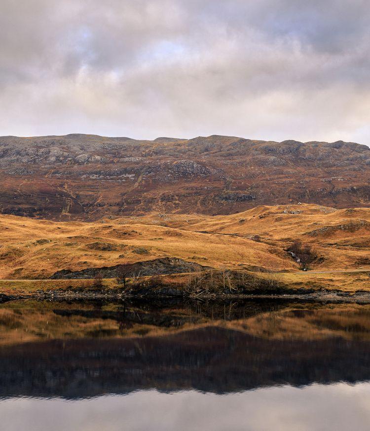 lochassynt, assynt, highlands - dfcf | ello