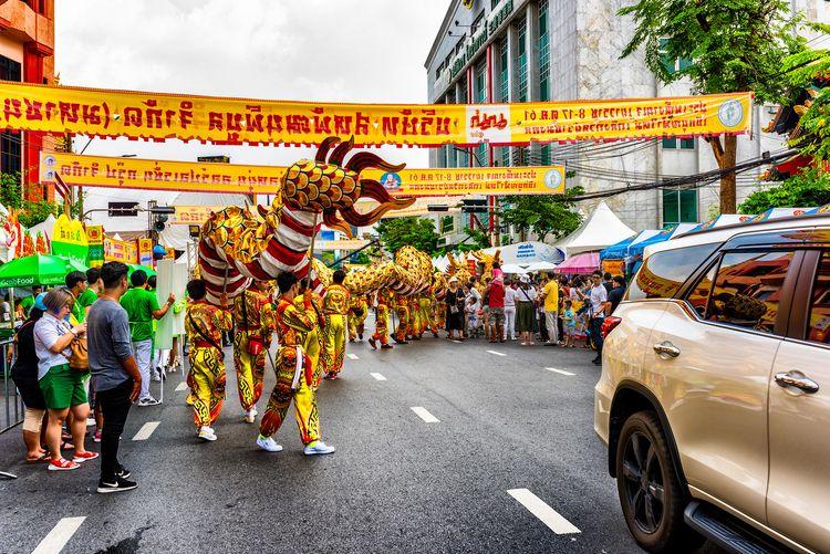dragons traffic Yim Shrine Fest - christofkessemeier | ello