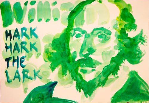 HARK, hark! lark gate sings, Ph - henkjanpanneman | ello