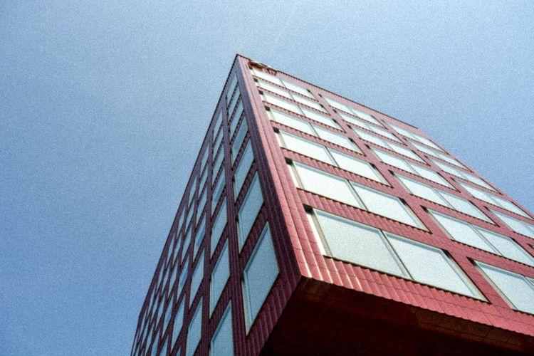building, architecture, analog - glauke_w_ | ello