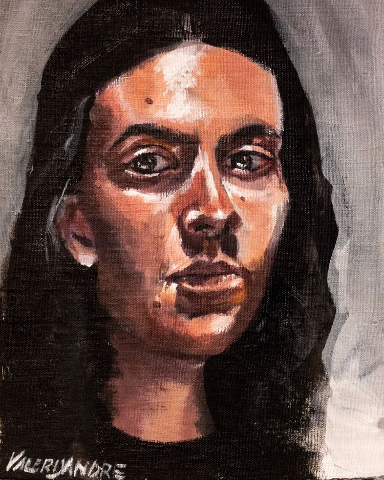 paint work 2019 Valerija André  - valerijandre | ello