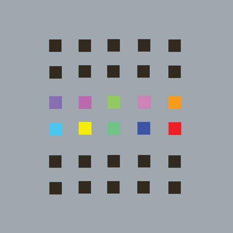 Straight - remix, illusion, colors - tinamasloo | ello