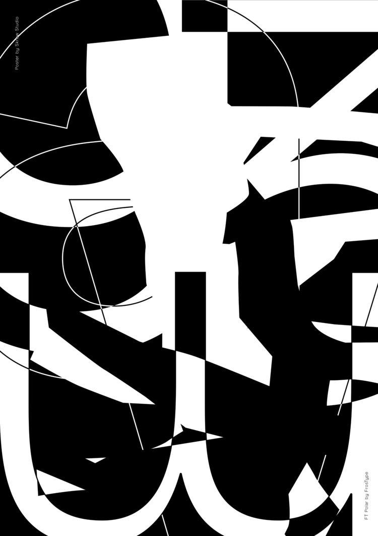 Unselected typographic poster s - skrewstudio | ello