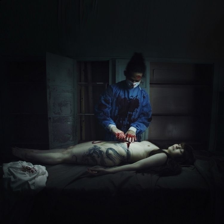 – Photographer: Natalia Kovache - darkbeautymag | ello