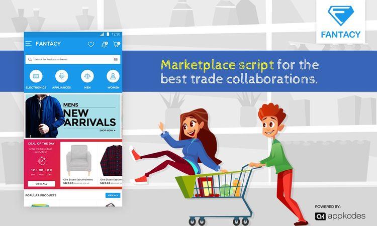 Marketplace script trade collab - beniteterah | ello