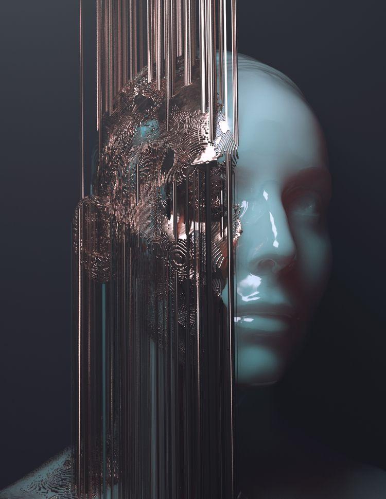 Consensus - ello3d, rendering, digitalart - flxrothschild | ello