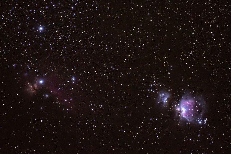 Orion Horsehead: Nebulas exposu - jeffmoreau | ello