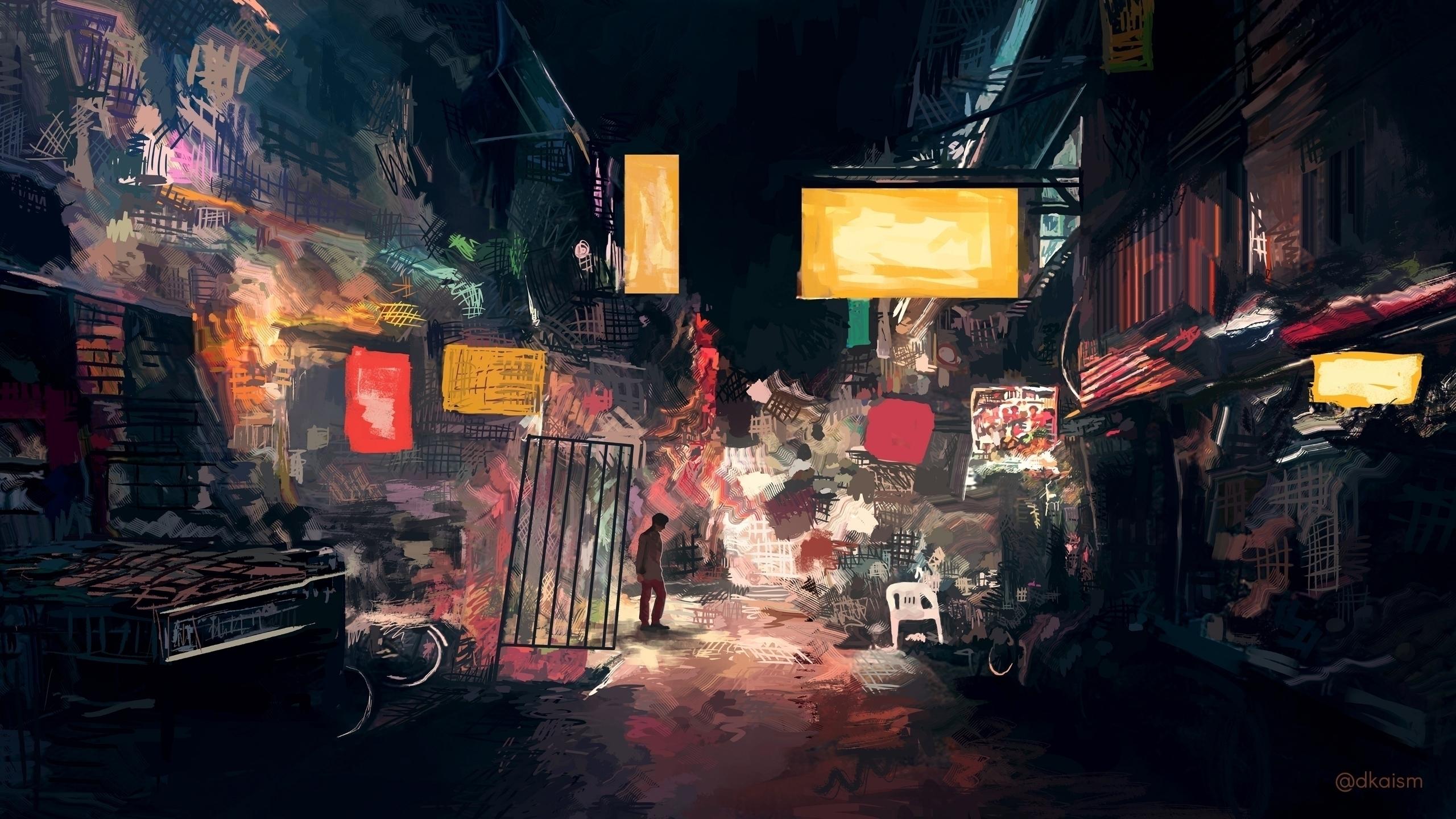 Artist: DKAISM (Daniel Ignacio - dkaism | ello