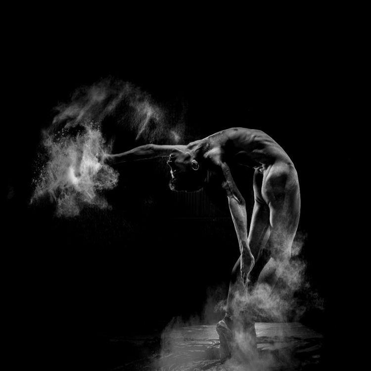 male, man, fineart, jump, dancer - carlosvera | ello
