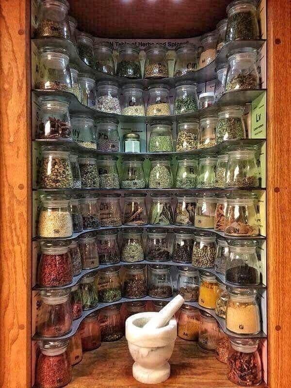 dream pantry, goal work year - organic - laurabalducci | ello