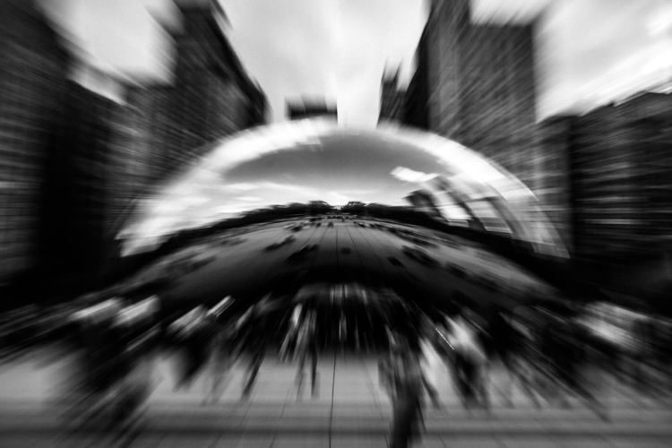Cloud Gate. photograph Millenni - vincentwinther | ello