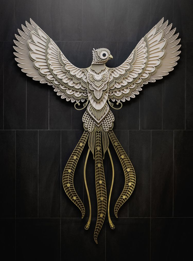 Katman Hayvan Portreleri - decoration - bigumigu | ello