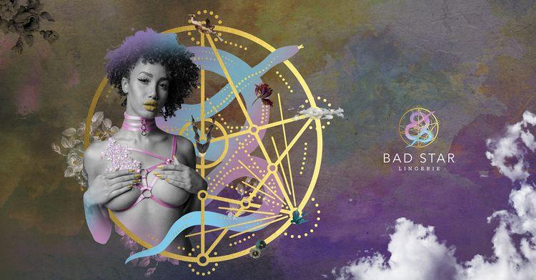 Logo promo banner Bad Star Ling - death-to-default | ello