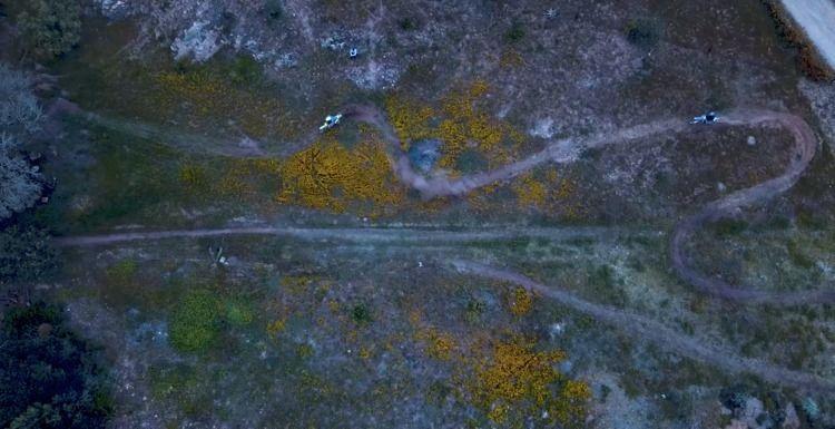 Drone shot KDX 200. Shot weeken - domflecther | ello