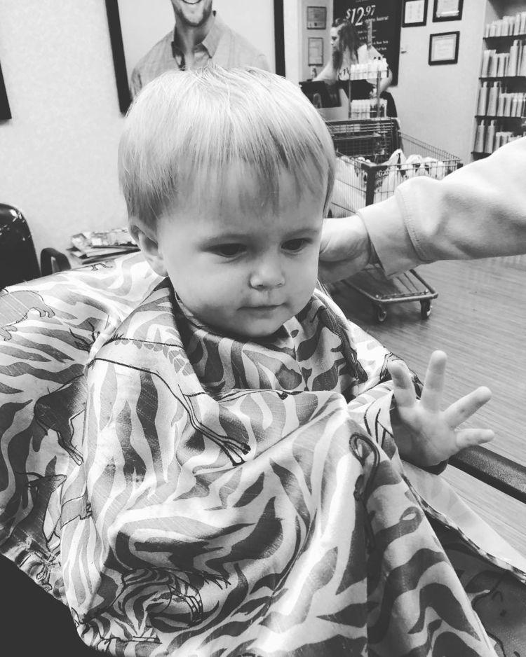 Year - firsthaircut, boy, son, littleman - nikonredneck | ello