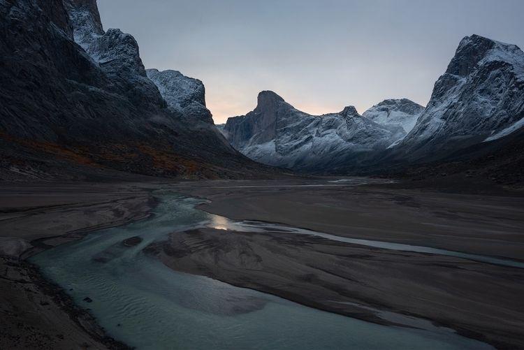Baffin Island Arctic. cold, bea - skyfolk | ello