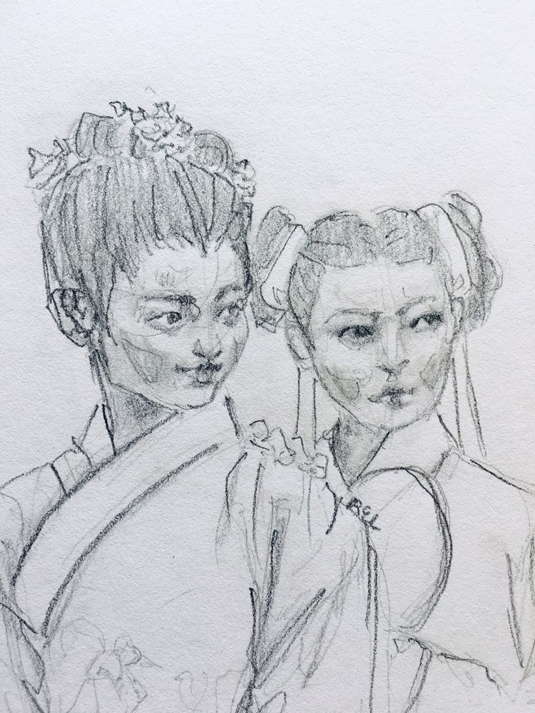 sketching - sketch, draw, practice - coyotehowl | ello
