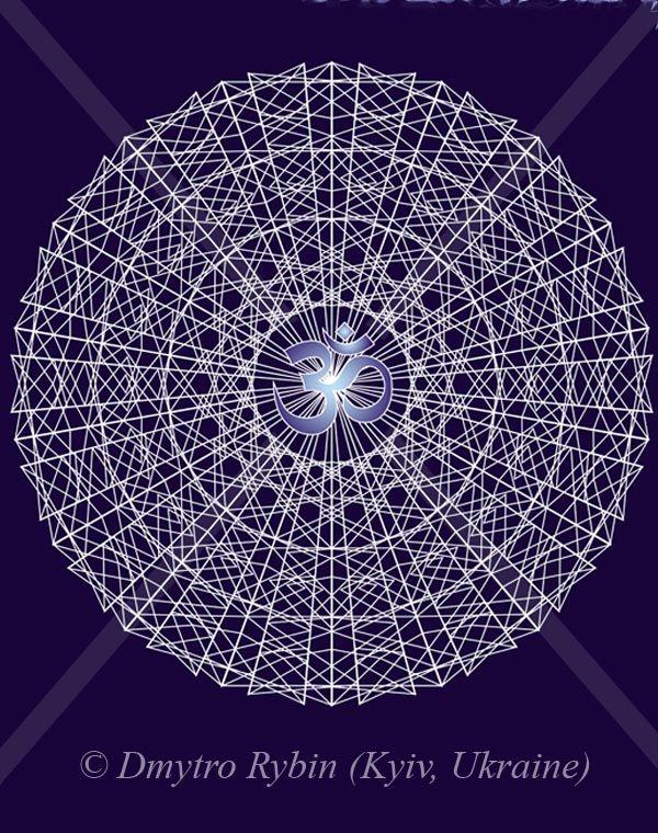 Openwork elegant mandala star A - dmytroua | ello