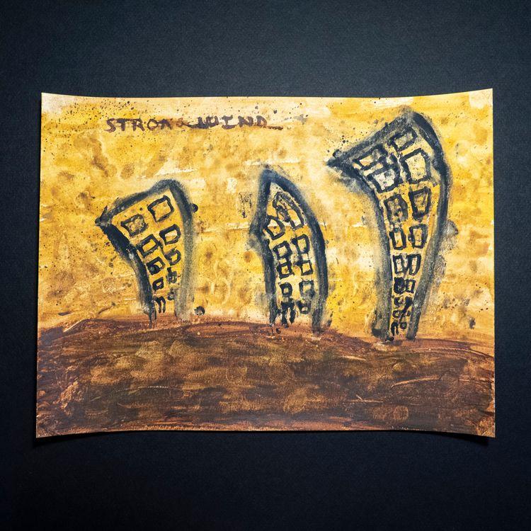 Strong Wind - art, artist, painting - michaelpennphotography | ello