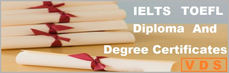Buy IELTS – TOEFL Diploma - Deg - visadocsolutions | ello