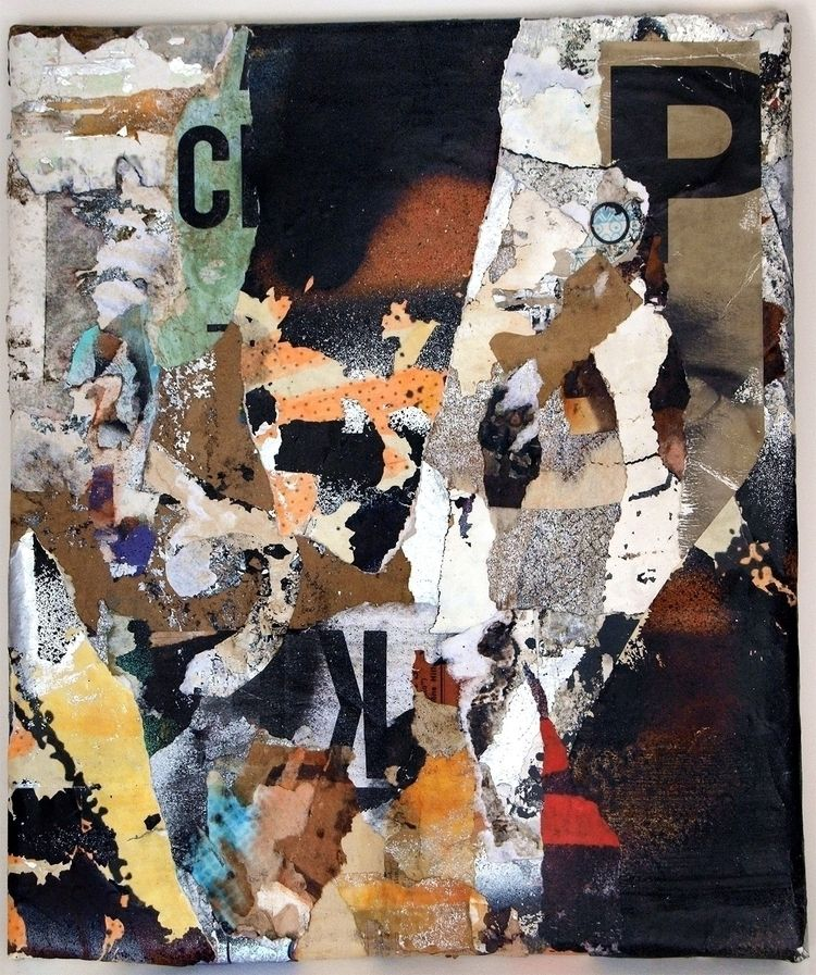 CE Collage canvas - collage, intertextuality - fullom | ello