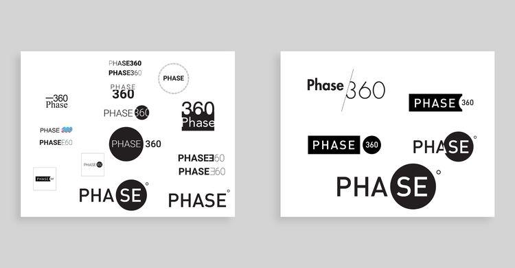 Phase360 — Brand strategy desig - farhan_irrfan | ello