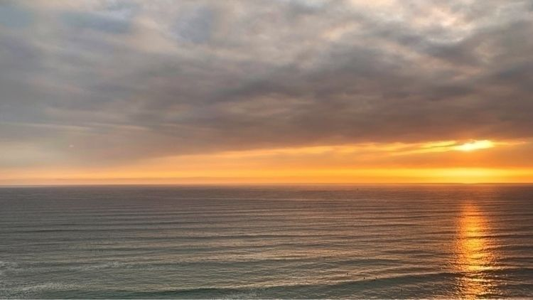 time Peru, enjoying sunset acco - malleablemedia | ello