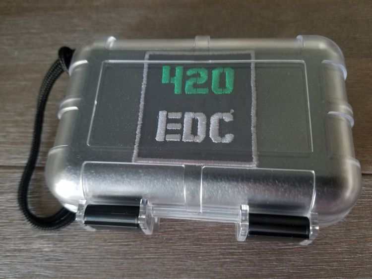 Small Size Clear Medical Grade  - 420edc | ello