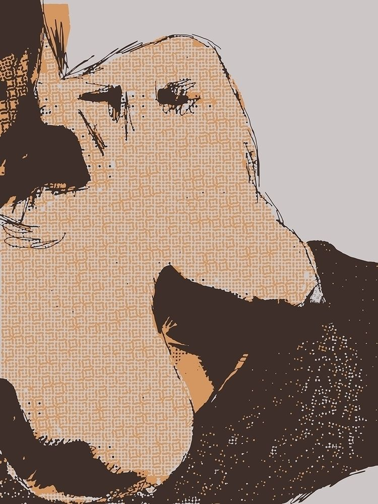friday reflexion - desenho, drawing - gibagomes   ello