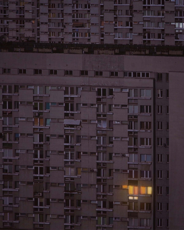Sleepless Warsaw. Modernism Nig - jfranek | ello