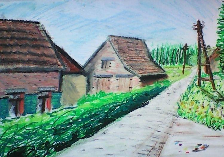 landscape, borsbeek, antwerp - jemedias | ello