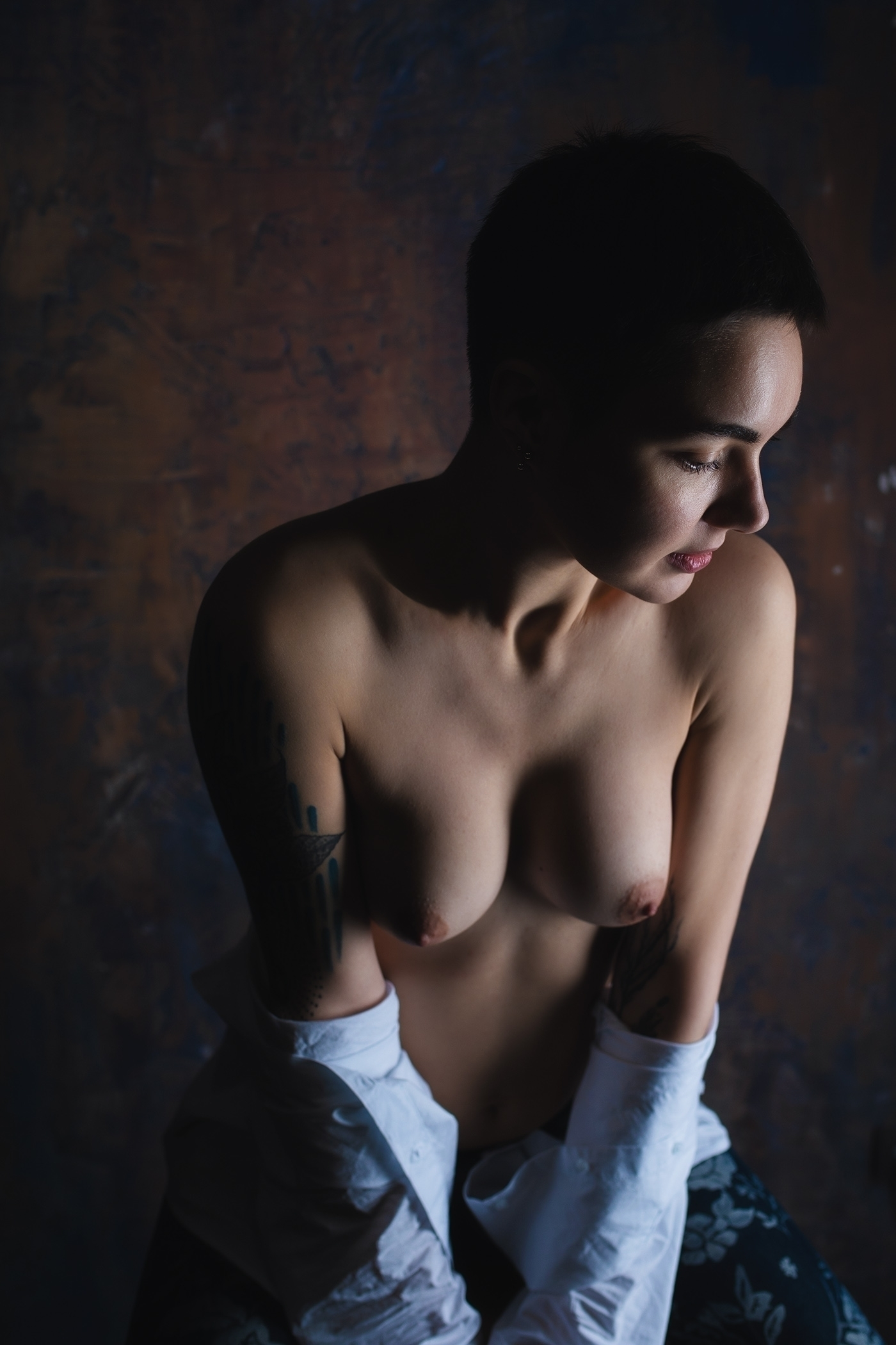 people, portrait, nude, girl - saver_ag | ello