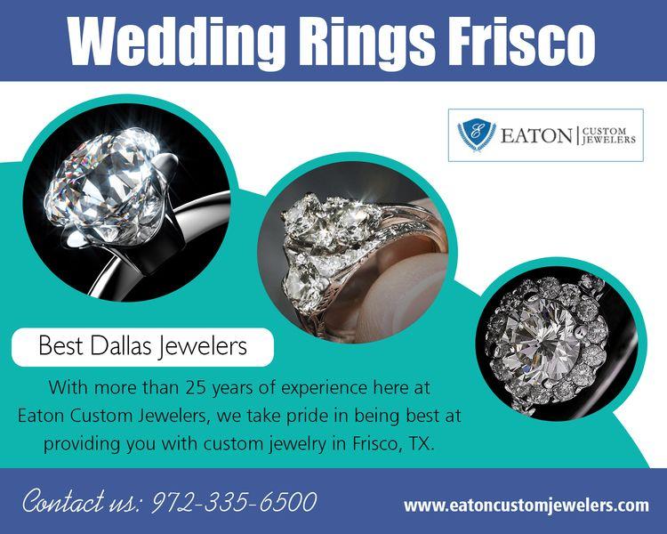 Wedding Rings Frisco Custom jew - dallasjewelers | ello