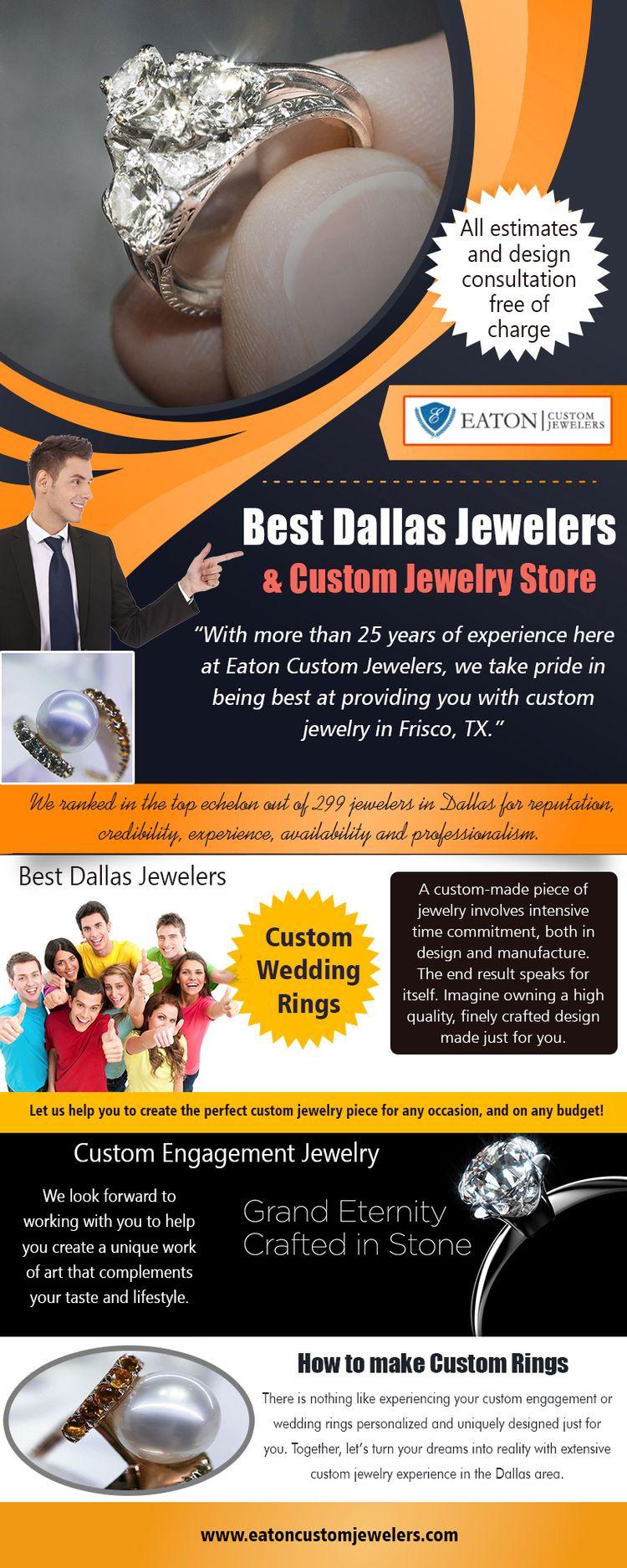 Dallas Jewelers Custom Jewelry  - dallasjewelers | ello