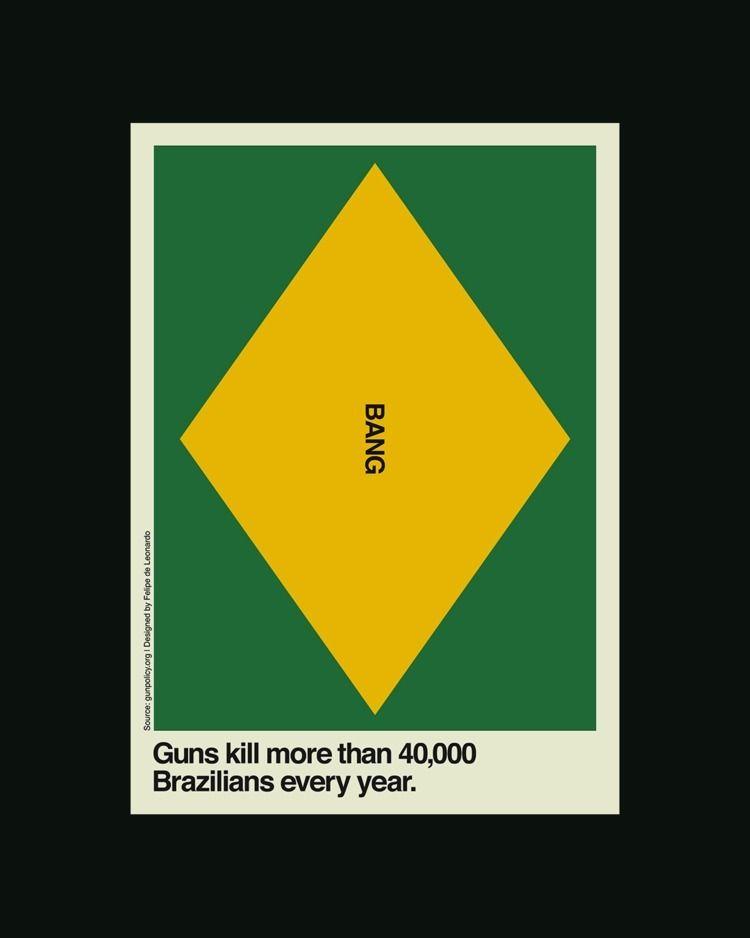poster President Jair Bolsonaro - felipedeleonardo | ello