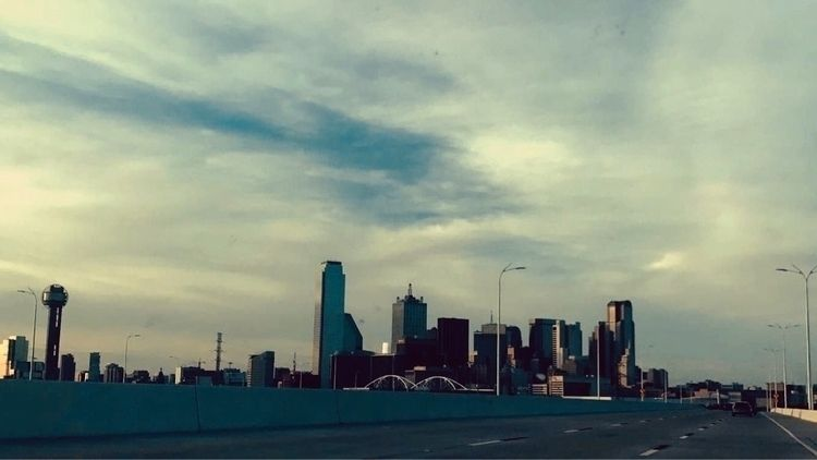 highway, skyline, dallastx, cowboy - intanp_ | ello