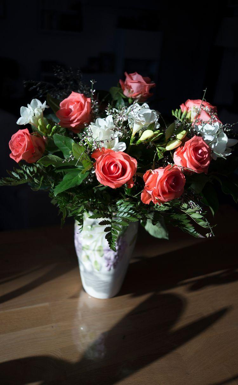 Pot fleuri au soleil du Nord - pot - gclavet | ello