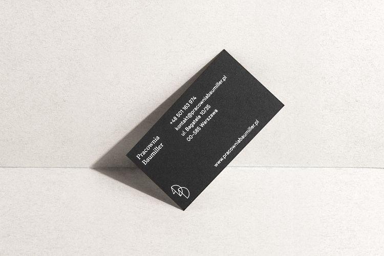 Baumiller identity Mamastudio - design - dailydesigner | ello