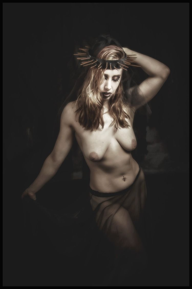older shoot, amazing model Sara - ashzshank | ello