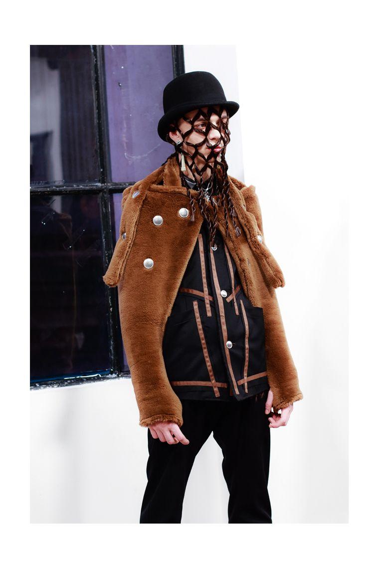 Sulvam - Teppei Fujita - fashiondesigner - stylishsouls | ello