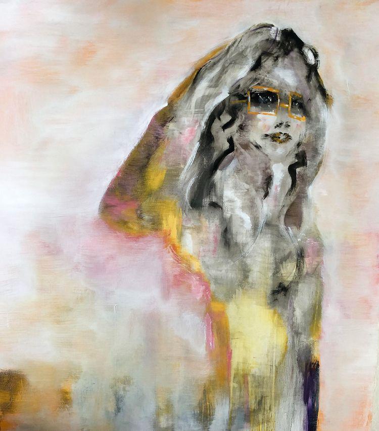 II, contemporary goddess series - gmarkowitz | ello